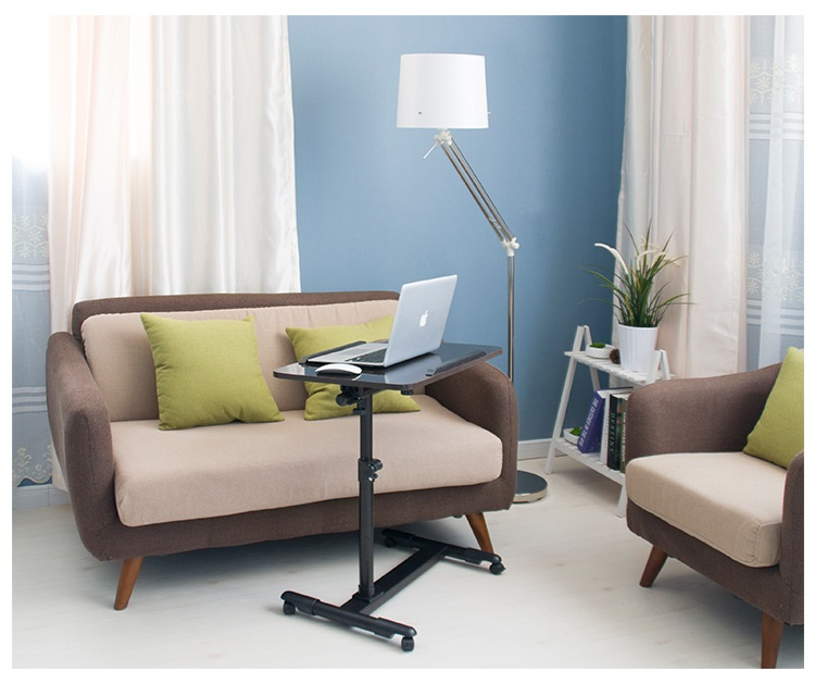 Adjustable Portable Table Desk Stand Sofa Bed Tray Laptop Notebook Free Postage Ebay