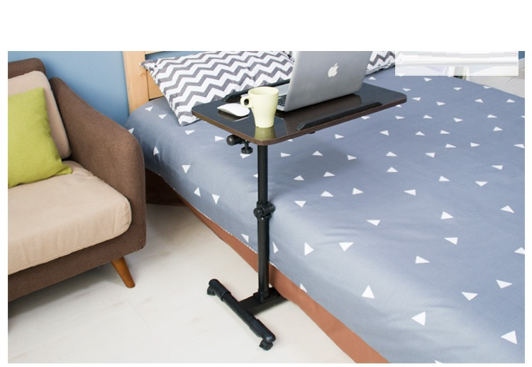 Adjustable Portable Lazy Table Desk Stand Sofa Bed Tray Stand Laptop Computer Ebay