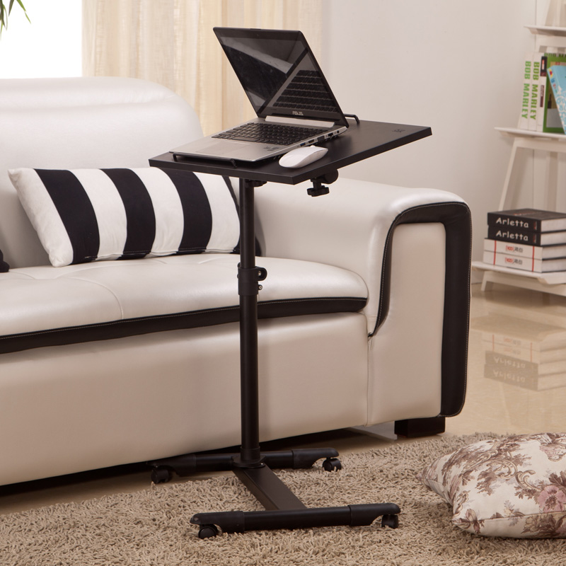 Adjustable Portable Table Desk Stand Sofa Bed Tray For Laptop Computer Notebook Ebay